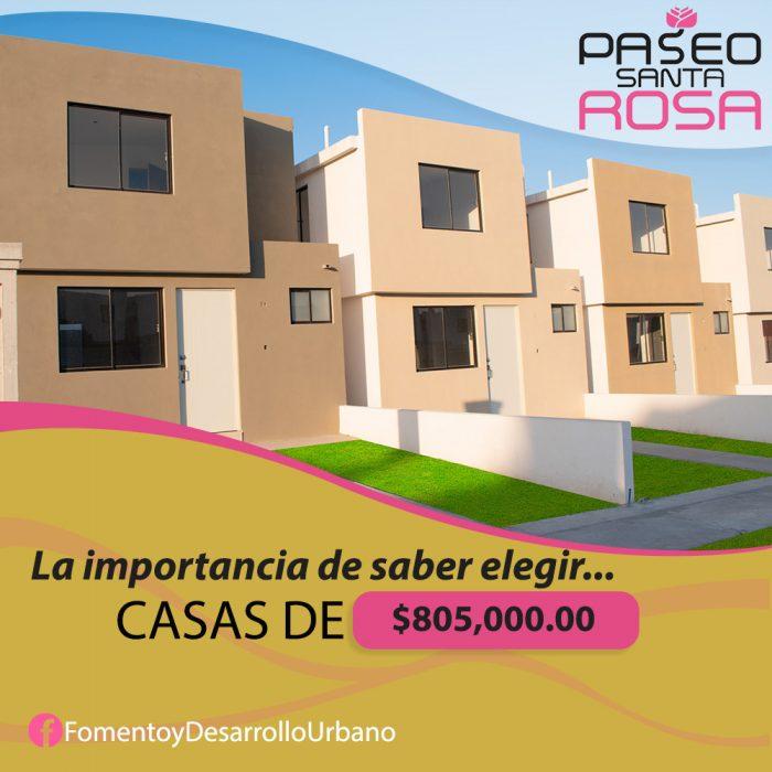 casas en Apodaca - Paseo Santa Rosa